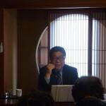 宮沢賢治を熱く語る小倉講師