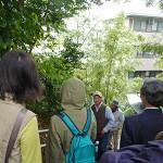 樹木のお話は小平氏から。