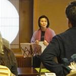 一期一会の出会いを大切にされる瀧田講師