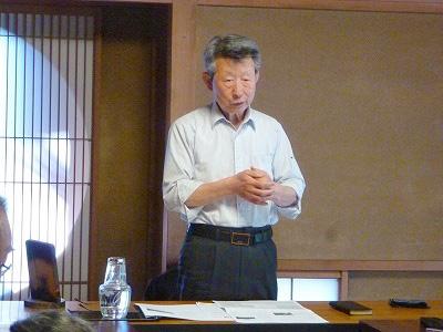 田中修一講師